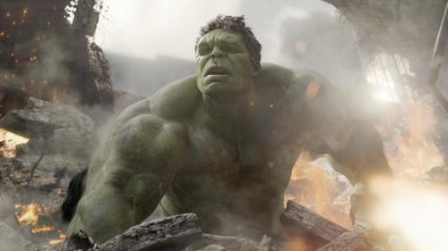 "The Hulk ""The Avengers"" 2012"