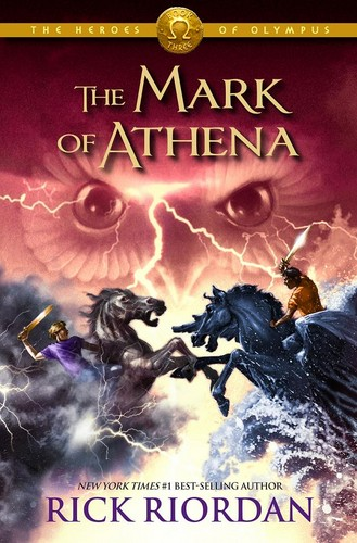 The Fanfic wallpaper containing anime entitled The Mark of Athena Cover
