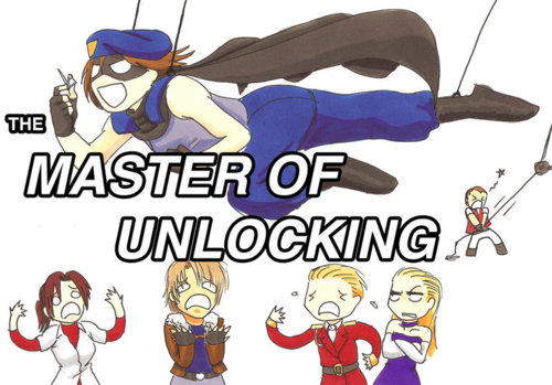 The Master Of Unlocking