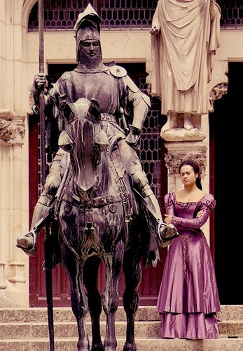 The Queen and The Knight