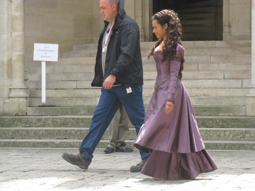 The Queen's Season 5 dress 3