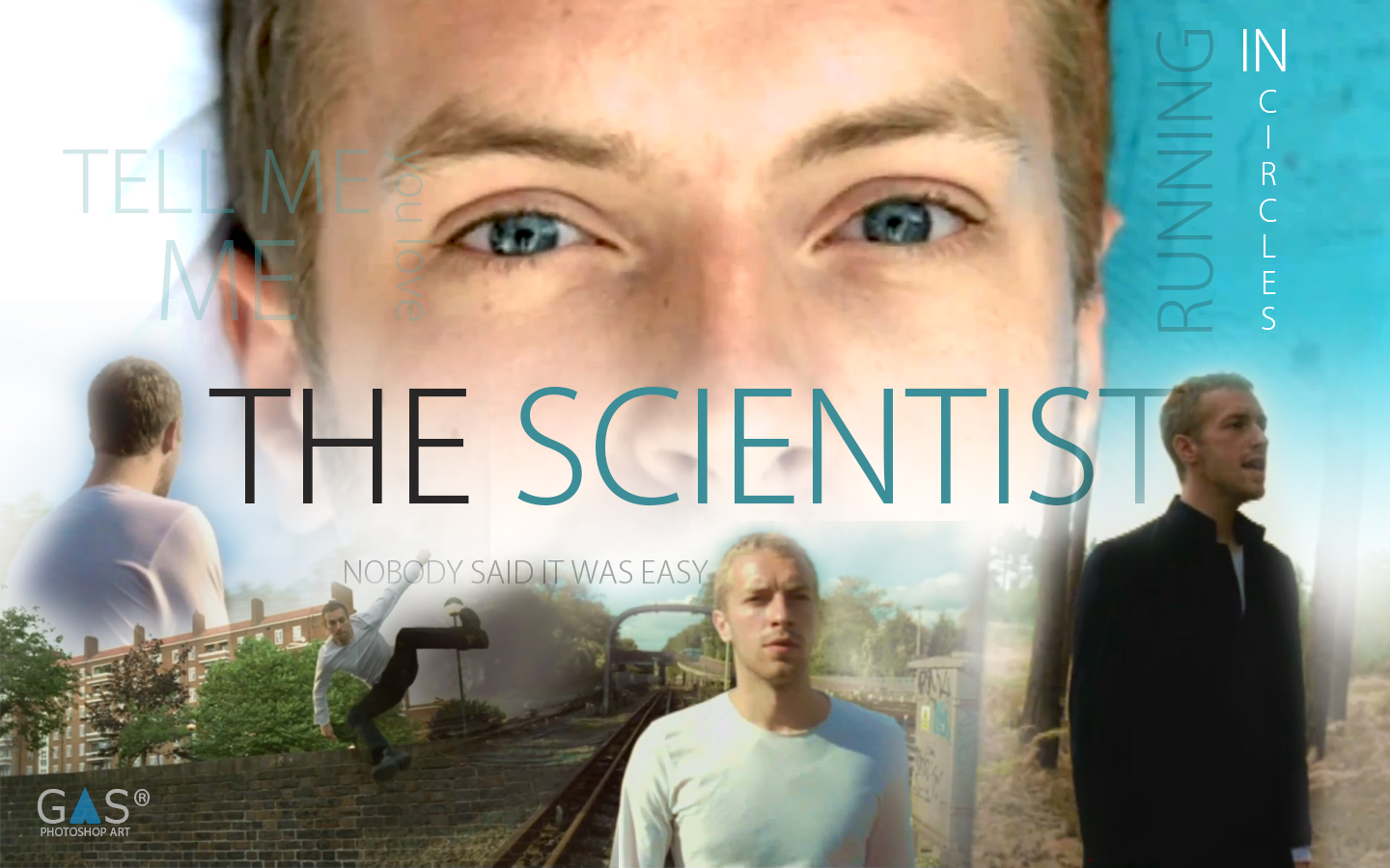the issue with science in the scientist a music video by coldplay What is the meaning of the song- the scientist by coldplay when i had a severe problem with meaning from its music video.
