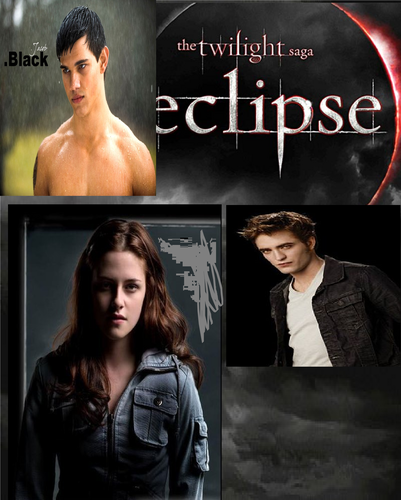 The Twilight Saga:Eclipse Poster Fanmade