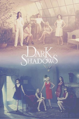 The ladies of Dark Shadows!