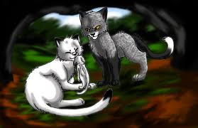 Thistleclaw and snowfur