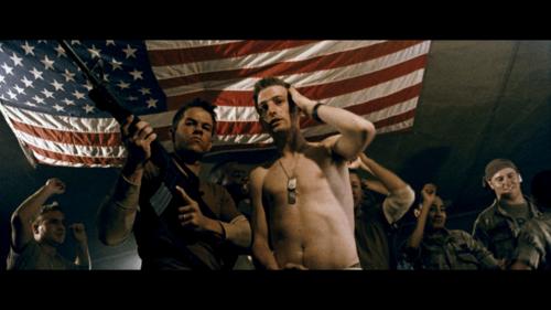 Mark Wahlberg fondo de pantalla probably with anime titled Three Kings