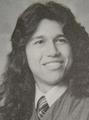 Tom Araya's Yearbook Photo - slayer photo