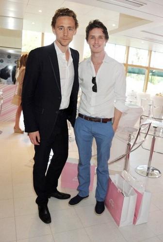 Tom at Wimbledon