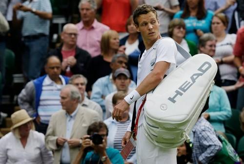 Tomas Berdych Wimbledon 2012