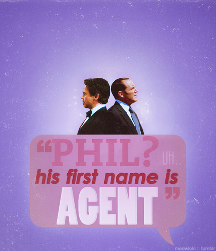 Tony and Phil ღ