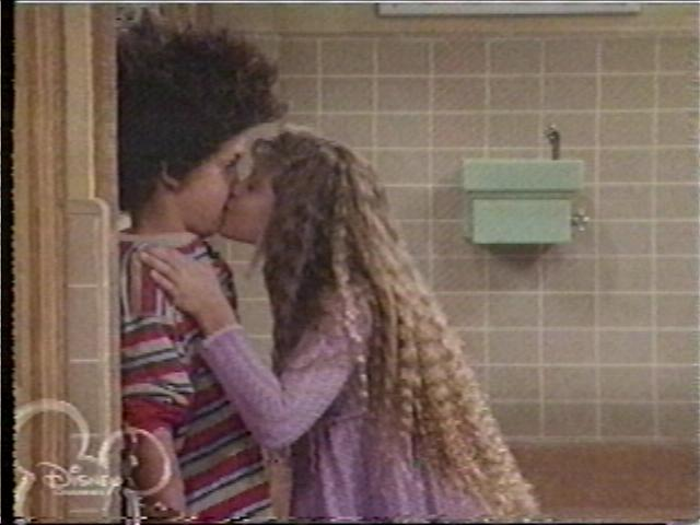 Topanga kisses Cory