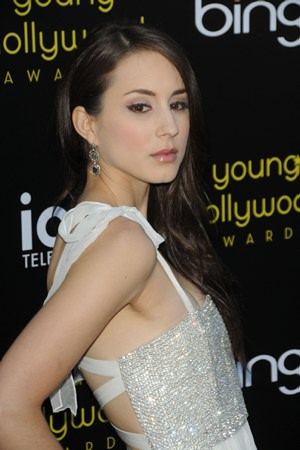 Troian at Young Hollywood Awards (May 20th, 2011) - troian-bellisario Photo