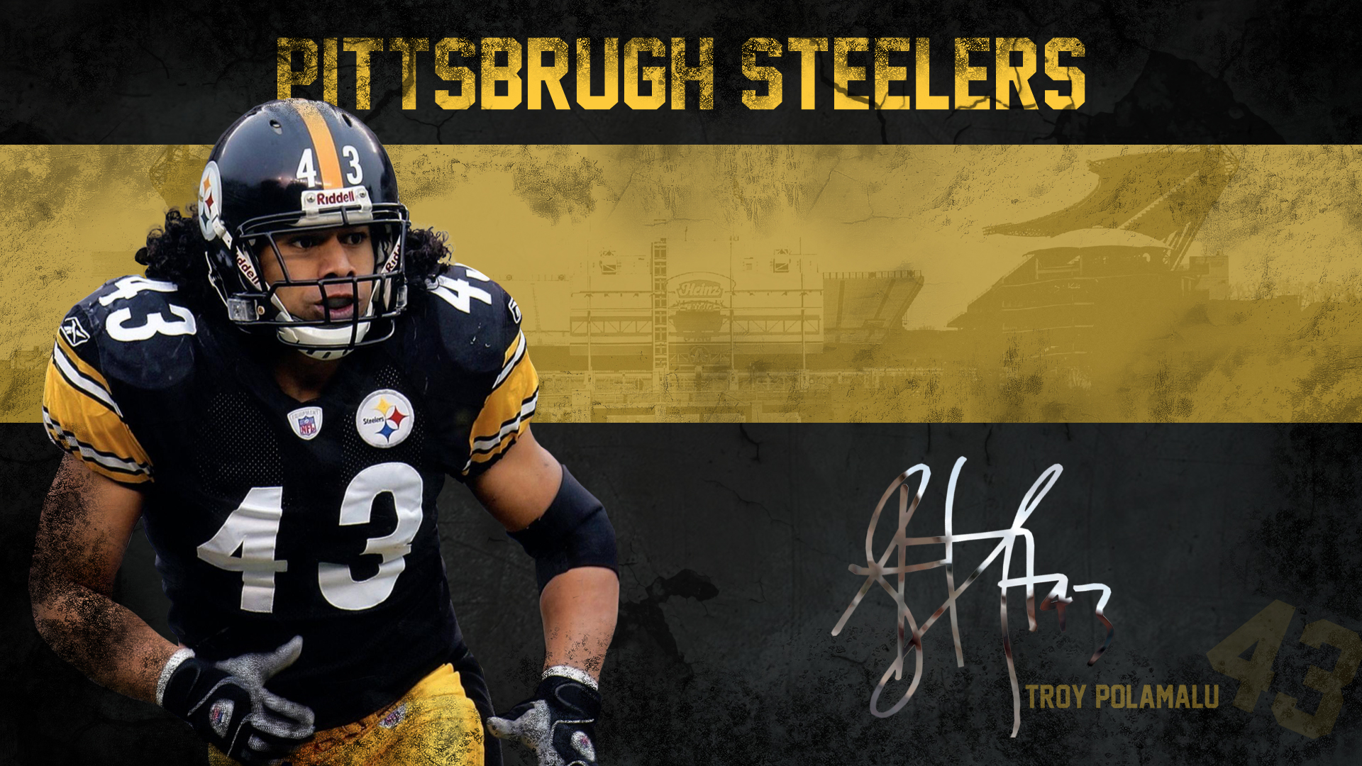 Steelers Wallpaper Calendario