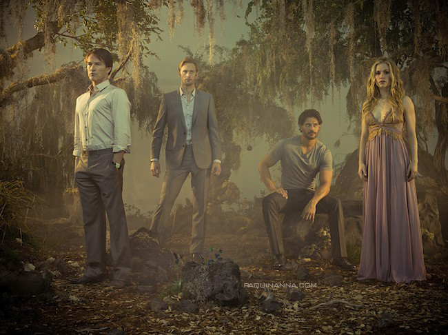 True Blood Cast Michael Muller's Photoshoot 2011