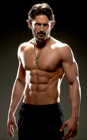 True Blood wallpaper possibly with a hunk, a six pack, and swimming trunks titled Alcide