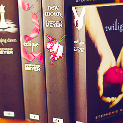 Twilight Books - twilight-series Photo
