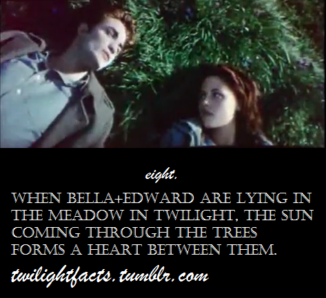 Twilight facts 1-20
