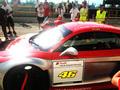 Valentino in Audi R8