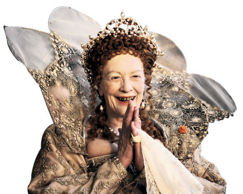 Vanessa Redgrave as Elizabeth I