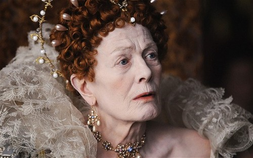 Tudor History wallpaper entitled Vanessa Redgrave as Elizabeth I