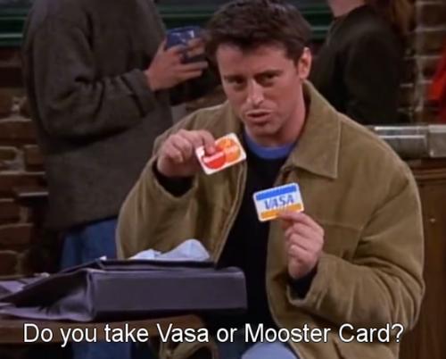 Vasa ou Mooster card?