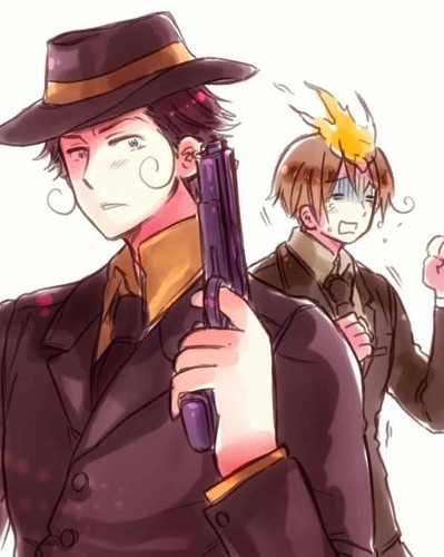 Veneziano: the new Vongola Mafia Boss