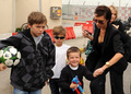 Victoria Beckham and her sons - victoria-beckham photo