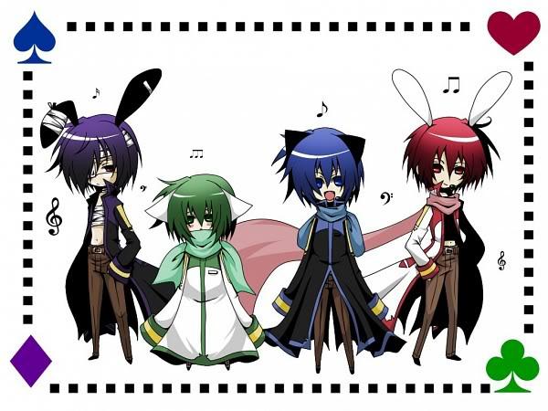 Vocaliods!! <3