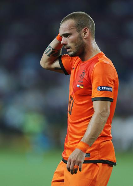 W Sneijder
