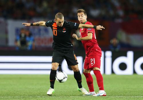 W. Sneijder (The Netherlands)