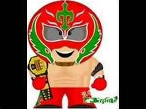 WWE south park Cartoons