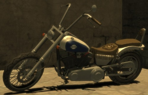 Grand Theft Auto IV The Lost And Damned Hintergrund entitled Wayfarer
