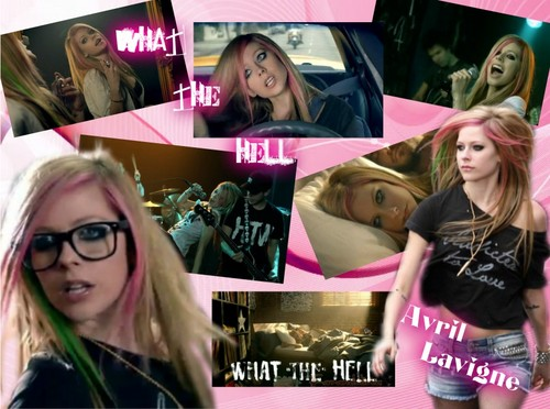What The Hell!! - avril-lavigne Fan Art