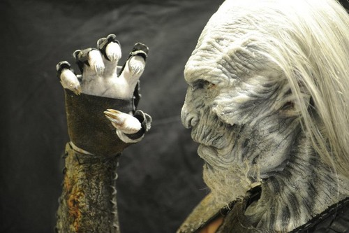 White Walker Makeup Effects - game-of-thrones Photo