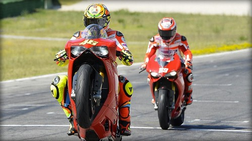 World Ducati Week in Misano