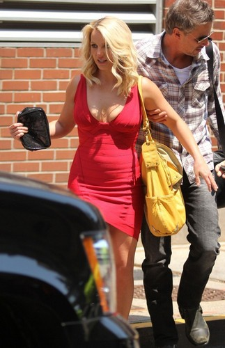 X-Factor Auditions In Rhode Island [29 June 2012] - britney-spears Photo