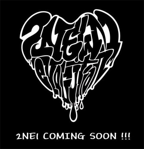 YG's art work for 2NE1's comeback