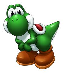 Yoshi Looks at You!