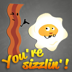 You're Sizzlin
