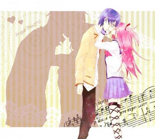 Yui and Hinata