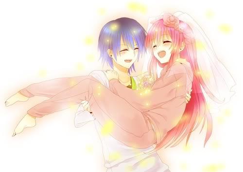 Yui's dream/marriage