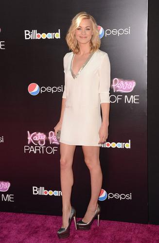 Yvonne Strahovski @ the Premiere of 'Katy Perry: Part Of Me 3D'