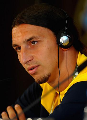Zlatan Ibrahimovic karatasi la kupamba ukuta titled Z. Ibrahimovic (Sweden)