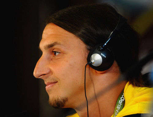 Zlatan Ibrahimovic wallpaper entitled Z. Ibrahimovic (Sweden)