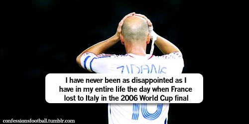 Zinedine Zidane <3
