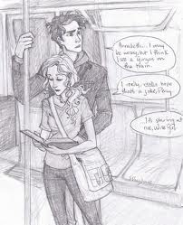 a normal for percy...