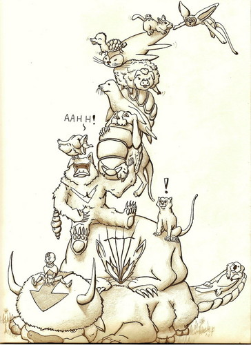 avatar animals