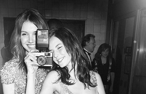 Photography Fan wallpaper titled effy stonem and kaya scodelario