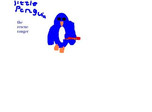 for little pinguin, penguin
