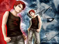 gaara - gaara-and-the-sand photo
